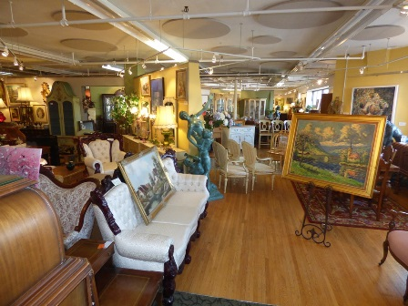 MARVA'S PLACE High End Luxury Used Furniture